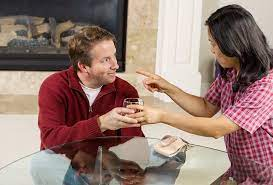 Husband Drinking And Angriness Problem Solution